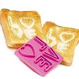 Love On Toast! Toast Stamp