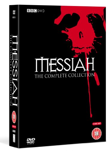 Messiah - The Complete Series 1 - 5 Collection [DVD]