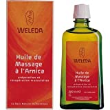 Weleda Huile Massage a l'Arnica 200 ml
