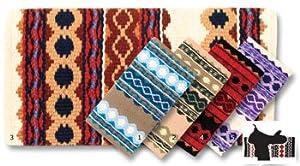Mayatex Riverland Wrap Wool Saddle Blanket