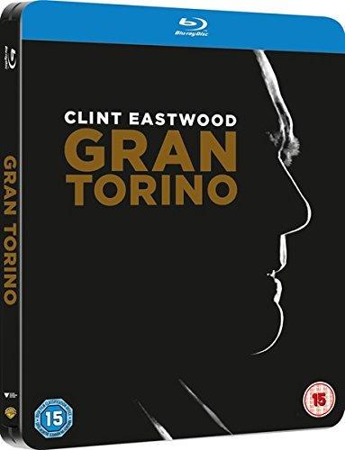 Gran Torino UK Exlusive Limited Edition Blu-ray Steelbook Blu-ray - Region free (Gran Torino Blue Ray compare prices)