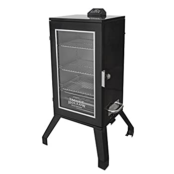 Smoke Hollow 3016DEW30-InchDigital Electric Smoker with Window, Black