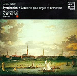 Symphonies / Concerto for Organ & Orchestra