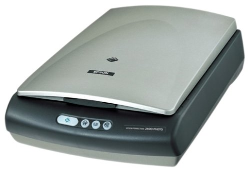 Epson Perfection 2400 Photo Scanner Dia Scanner