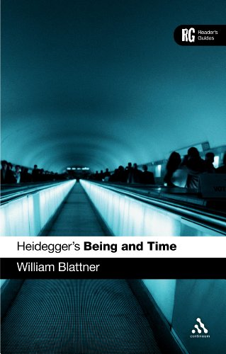 Heidegger's 'Being and Time': A Reader's Guide