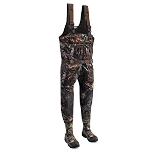 Columbia Sportswear Men's Mossy Oak Camo Quad Waders