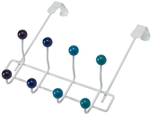epossidico-acciaio-acciaio-verniciato-cie-europa-8-ganci-a-parete-con-perline-di-legno-blu-bianco
