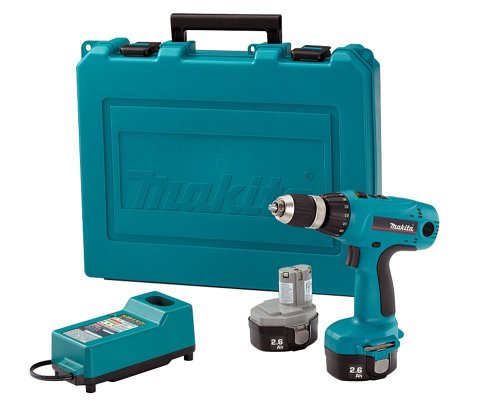 makita 6337dwde 14 4 volt ni mh 1 2 inch cordless drill driver kit product reviews pricing. Black Bedroom Furniture Sets. Home Design Ideas