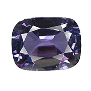Russian Alexandrite Unset Loose Gemstone Long Cushion 15mm X 11mm (Qty=1)
