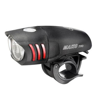 NiteRider Mako 200 Lumen Bicycle Head Light - 5049