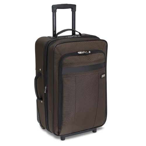 Hartmann Stratum 22″ Expandable Mobile Traveler,Brown,One Size best price