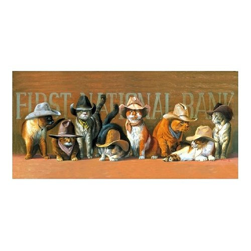 Sunsout The James Younger Gang 1000 Piece Jigsaw Puzzle - 1