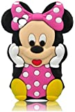 Angelina(TM) Branded 3D Cute Cartoon Minnie Mickey Mouse Soft Silicone Case Cover for Ipod Touch 4/4G/4th Pink Color