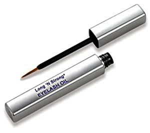 Long N Strong Eyelash Oil Grow Longer Thicker Lovelier Lashes