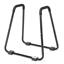 Soft Foam Grips Heavy-Duty Stand 3000 lb Rated Dip Station