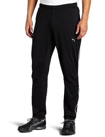 Amazon.com : Puma Men's Track Pants, Black, Small : Athletic Pants