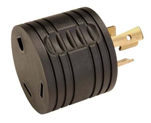 Reliance Controls Corporation AP31RV L5-30 30 Amp Male to 30 Amp RV Female Generator Power Adapter Plug (30 Amp Rv Power Adapter compare prices)