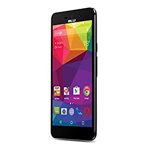 BLU Studio C Super Camera -Unlocked Smartphone - US GSM- Black