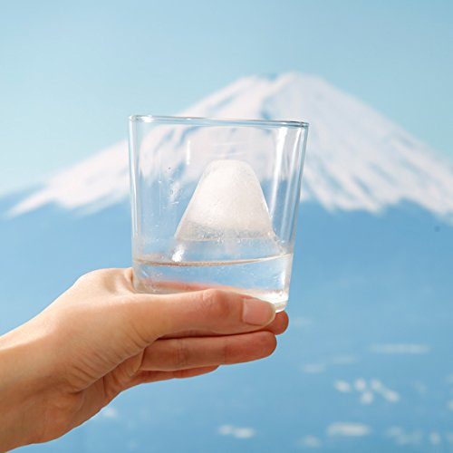 富士山の製氷器 FUJI ON THE ROCK フジオンザロック