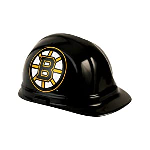 NHL Boston Bruins Hard Hat by WinCraft