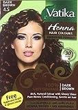 Vatika Henna Hair Colours