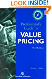 Professional's Guide to Value Pricing