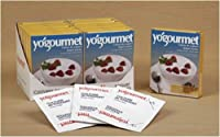 Yo Gourmet Yogurt Starter Freeze Dried 1 Oz by Yogourmet