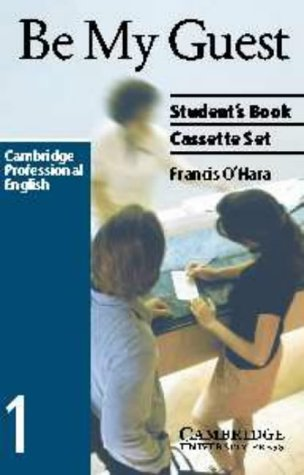 Be My Guest - Assets - Cambridge University Press