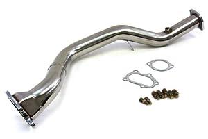 02-07 Subaru Impreza WRX / STI TURBO Catless Bellmouth Downpipe 03 04 05 06