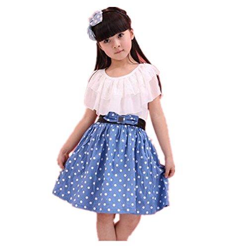 ftsucq-girls-princess-polka-dot-bow-dressblue-140