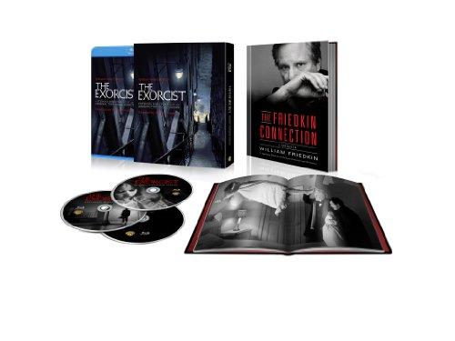 エクソシスト 製作40周年記念エディション(3枚組)(初回限定生産) [Blu-ray]
