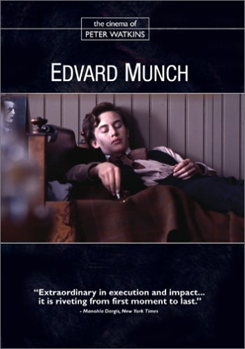 Cover art for  Edvard Munch