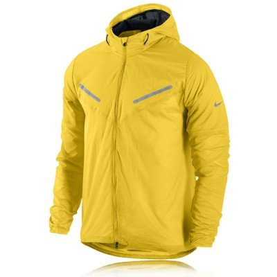 Nike Nike Hurricane Vapor Running Jacket - Medium - Yellow
