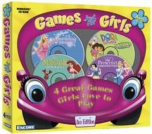 Games Just for Girls III