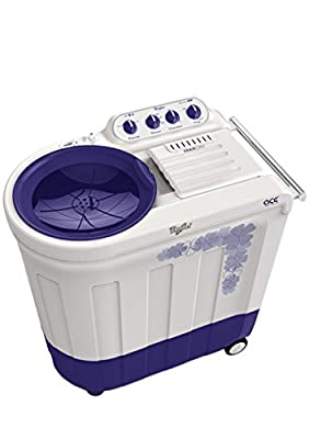 Whirlpool ACE Royale Semi-automatic Top-loading Washing Machine (6.8 Kg, Flora Purple)