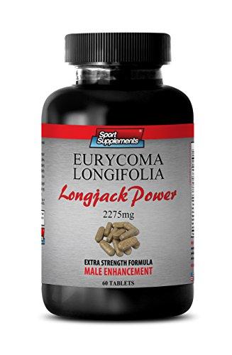 Eurycoma Longifolia Jack - Longjack Power Eurycoma Longifolia 2275mg - Libido enhancer for men (1 Bottle - 60 Capsules) (Eurycoma Longifolia Extract compare prices)