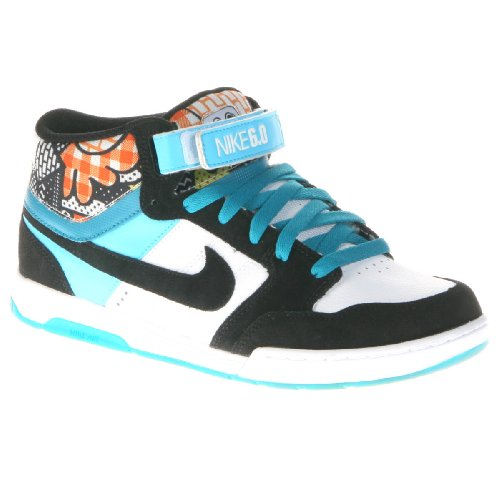 Nike 6.0 Air Mogan Mid Skate Shoe - Men s  7f056047a34f