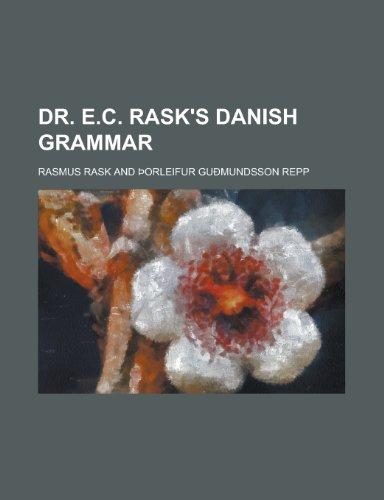 Dr. E.C. Rask's Danish Grammar