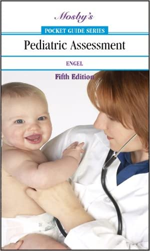 Mosby's Pocket Guide to Pediatric Assessment (Nursing Pocket Guides)