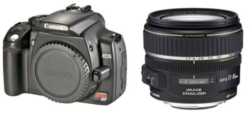Canon EOS Digital Rebel XT (with 17-85mm IS Lens)