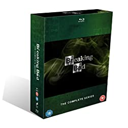 Breaking Bad-Complete Sesons 1-5 [Blu-ray]