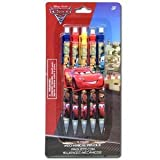 5pk Disney Cars 2 Mechanical Pencils