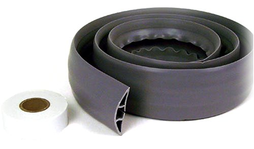 Belkin 6ft. Cord Concealer (Grey) (Cord Protector Cover compare prices)