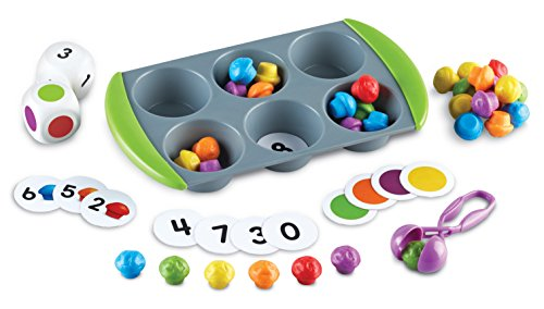 Learning-Resources-LER5556-Mini-Muffin-Match-Up-Assorted-Color