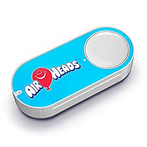 Airheads Dash Button from Amazon