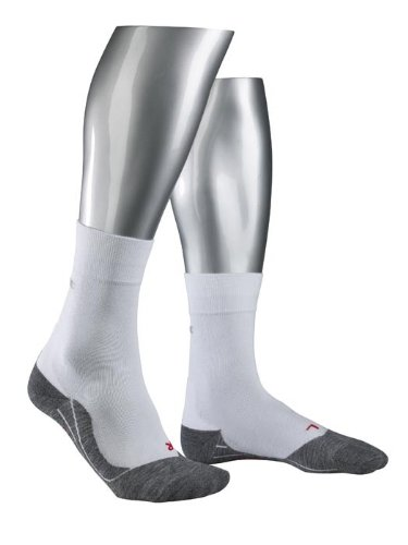 Falke RU 4 Men's Running Socks - White