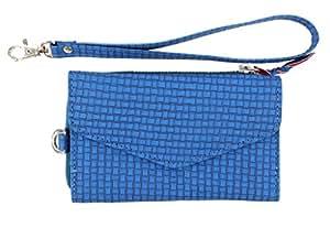 DooDa PU Leather Case Cover For Micromax Canvas Nitro 310