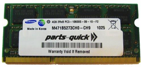Dell Poweredge R210 16GB Upgrade Kit DDR3-1333 PC3-10600E ECC UDIMM 4x 4GB