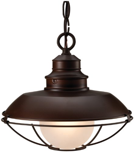 Hardware House H10-2872 Barnyard Outdoor Fixture Down Light, Classic Bronze
