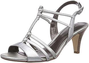 Tamaris 28300, Sandales femme - Argent (Silver 941), 37 EU